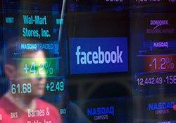 Доступ к торговому инструменту - CFD FB Facebook в терминале ДЦ Liteforex.