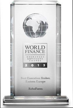 Достижения компании RoboForex в финансовом мире.