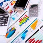 Финансовый калькулятор инвестора с капитализацией процентов.