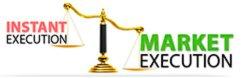 Рыночное и точное исполнение ордеров на рынке Форекс.