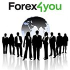Описание партнерской программы брокера Forex4you.