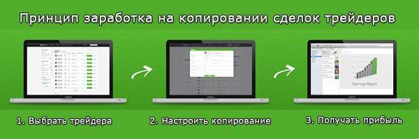 Принцип заработка подписчика с сервисом Share4you.