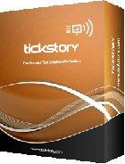 Интерфейс и функционал программы Tickstory Lite.