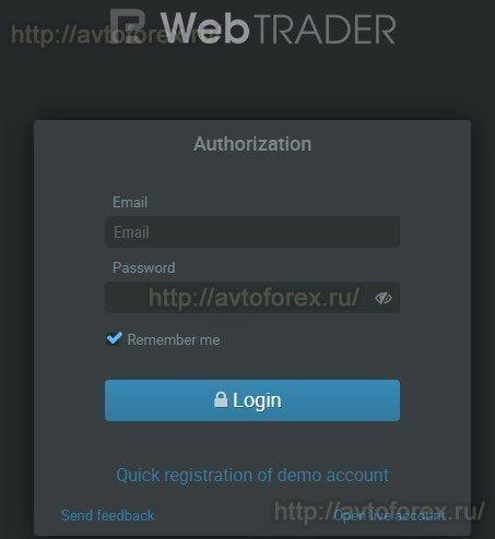24x5 Forex Trading Online Corretora de Negociação de