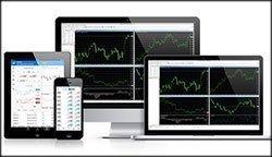 Платформы для торговли на сайте брокера AMarkets.
