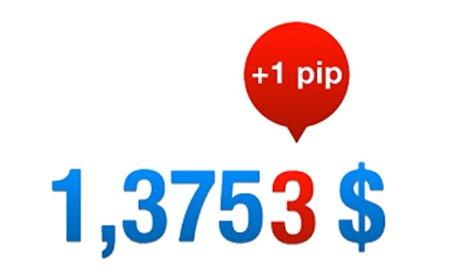 Пункты и пипсы - различие терминов и расчёт значений.